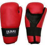Semi Contact Gloves Leather