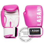 Pro Leather Boxing Gloves - 104