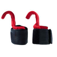 Hook lifting straps