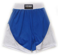 Boxing Shorts Trunks Blue