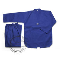 Blue Taekwondo Uniforms