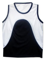 Boxing Jersey Black