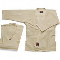 Judo Uniform – Natural Unbleached
