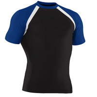 IBJJF Color Rank Rash Guard