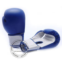 BOXING GLOVES - TRAINING - COMPETITION -105 BLUE