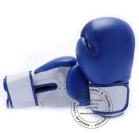 BOXING GLOVES - COMPETITION - SPARRING 106 BLUE