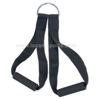 Double Stirrup Grip Handle Strap