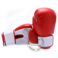 BOXING GLOVES - COMPETITION - SPARRING 106 RED