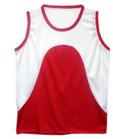 Boxing Jersey Red