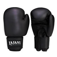 Black PU Boxing Gloves
