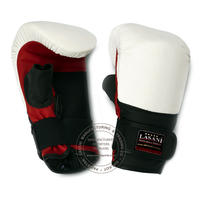 PRO LEATHER BOXING BAG GLOVES
