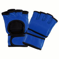 Official Octagon 4 oz Gloves