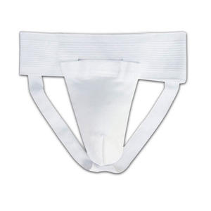 Groin Protector - Removable Cup