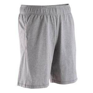 Cotton Jersey Gym Shorts