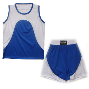 Boxing Outfit Set Blue