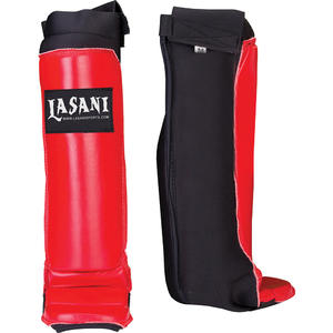 MMA Neo Shin Instep protector Red