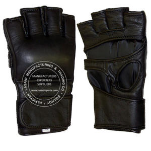 Pro Leather 4oz MMA Gloves